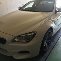 BMW M6 タイヤ交換 フロント265/35/20 リア 295/30/20  旭