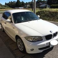 BMW 118i ヘッドライトバルブLEDに交換 エンジンオイル交換 銚子