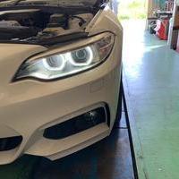 BMW 220i コーディング Fシリーズ